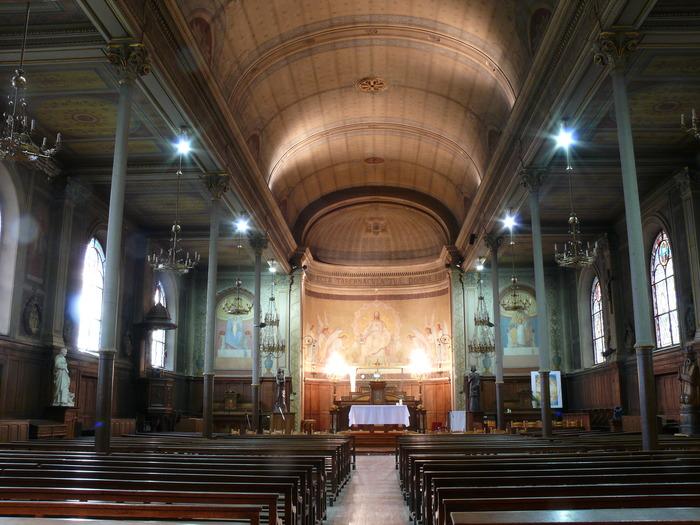 Crédits image : Commission Art Sacré du Diocèse d'Evry