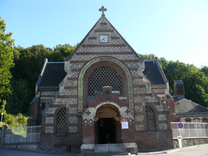 Journées du patrimoine 2018 - Visite libre de la chapelle Sainte-Anne