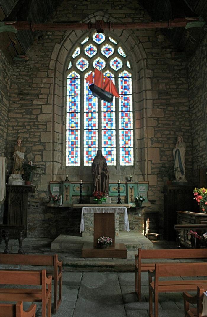 Journées du patrimoine 2018 - Visite de la Chapelle Sainte-Anne - Saint Dolay