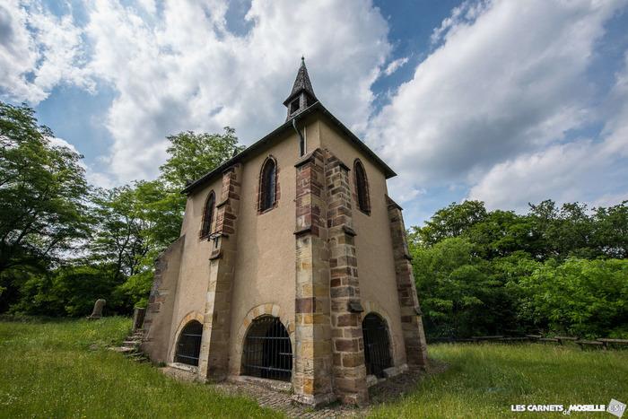 Journées du patrimoine 2018 - Chapelle Sainte-Catherine