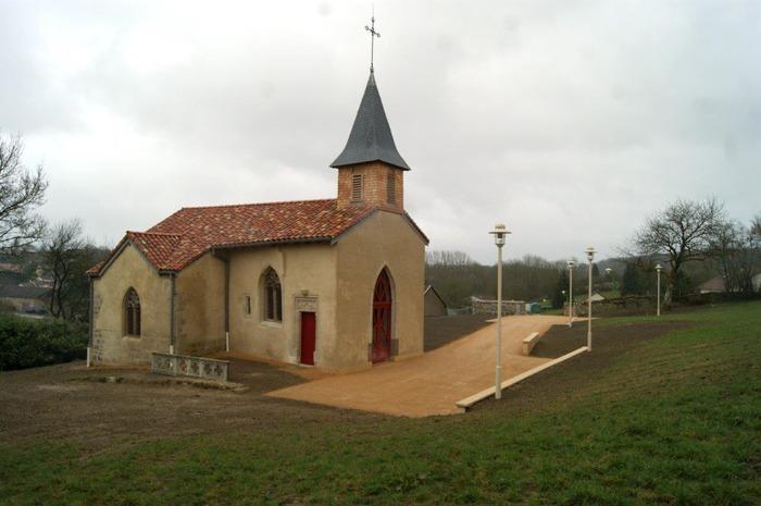 Journées du patrimoine 2018 - Chapelle Saint-Basle de Ligneville