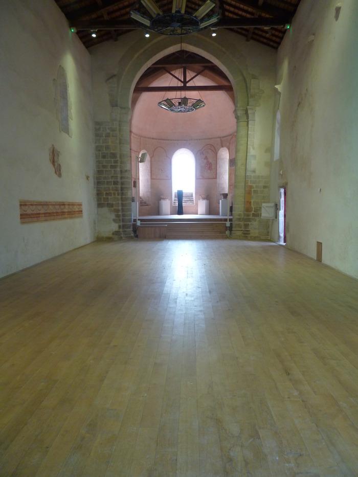 Journées du patrimoine 2018 - Visite de la chapelle Saint-Cyprien