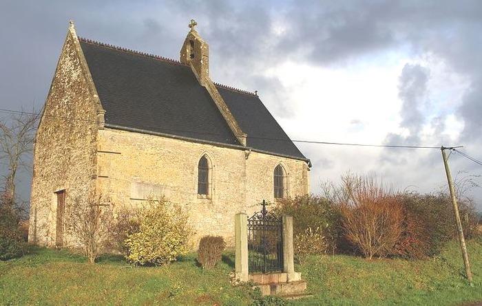 Journées du patrimoine 2018 - Visite commentée et libre de la Chapelle Saint-Roch