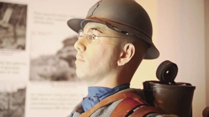 Journées du patrimoine 2018 - Visite de La Chapelotte et du musée de la Ménelle