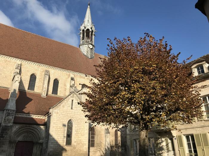 Journées du patrimoine 2018 - Visite de la Collégiale Saint-Martin