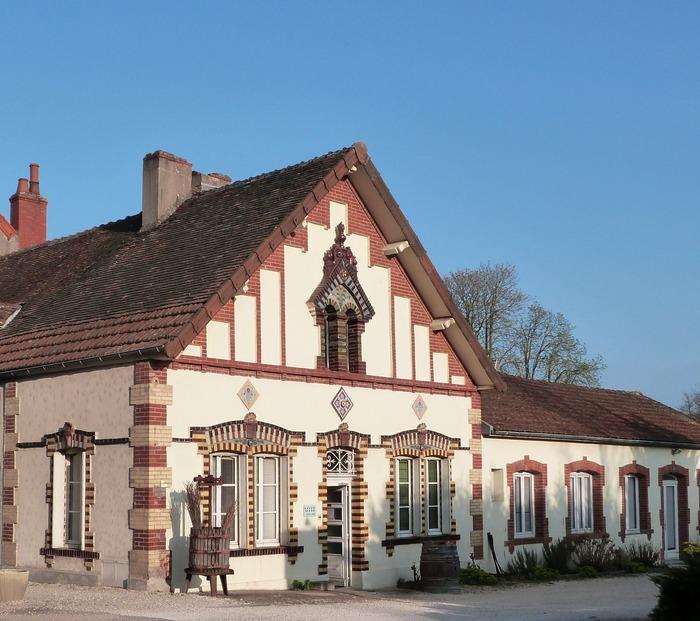 Journées du patrimoine 2018 - Visite de la confiturerie artisanale dans l'ancienne tuilerie Perrusson
