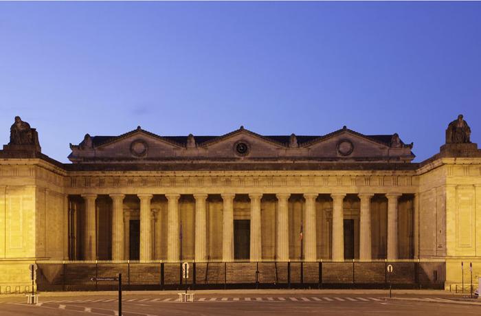 Journées du patrimoine 2018 - Découverte de la cour d'appel de Bordeaux