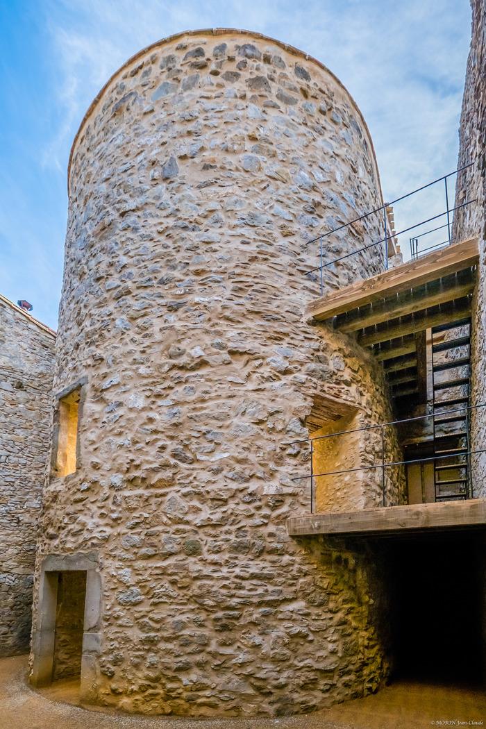Journées du patrimoine 2018 - Visite guidée de la dernière tour des remparts