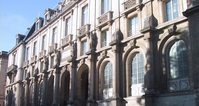 Journées du patrimoine 2018 - Visite de la Faculté de Droit, Sciences économiques et Gestion de Nancy