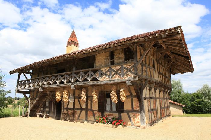 Journées du patrimoine 2018 - Visite libre de la ferme - musée de la Forêt.
