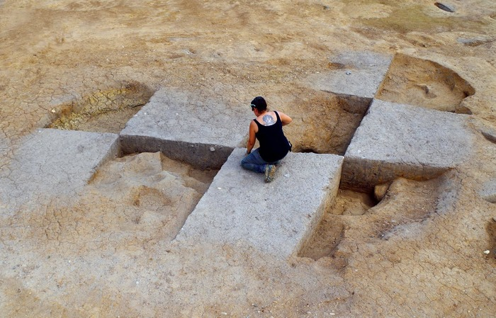 Journées du patrimoine 2018 - Visite de la fouille archéologique de Saint-Marcel
