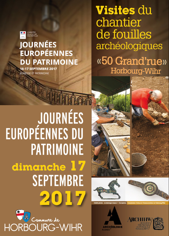 Crédits image : © Archéologie Alsace / Elka