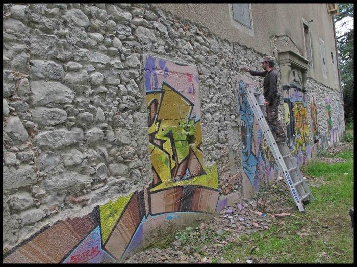 Journées du patrimoine 2018 - Visite de la fouille archéologique en cours sur le site du Centre Hospitalier Annecy Genevois
