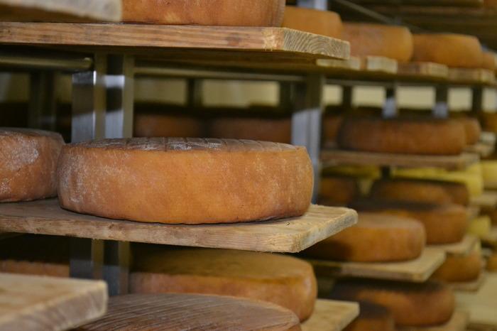 Journées du patrimoine 2018 - Visite guidée de la fromagerie