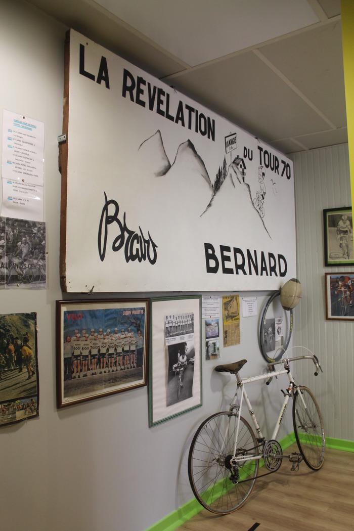 Journées du patrimoine 2018 - Visite de la Galerie Bernard Thévenet