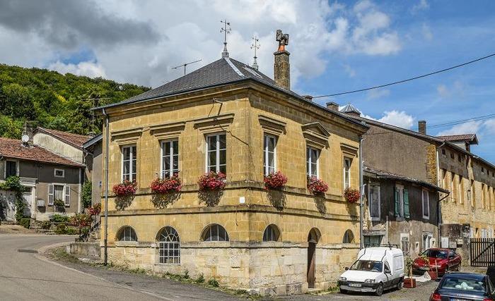 Journées du patrimoine 2018 - Visite de la Mairie-Lavoir de Lissey