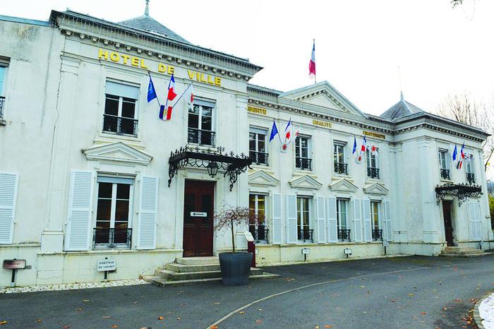 Journées du patrimoine 2018 - Visite de la mairie