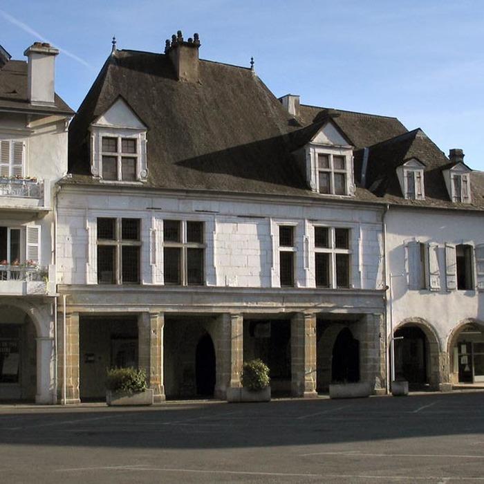 Journées du patrimoine 2018 - Visite de la maison Carrée et du musée de l'Industrie
