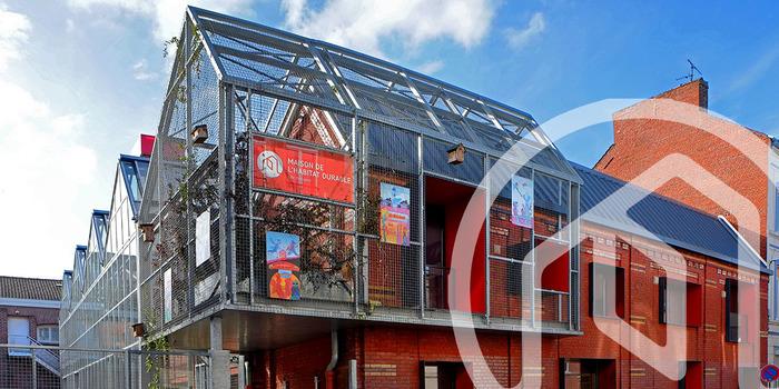 Visite de la Maison de l'Habitat Durable de Lille