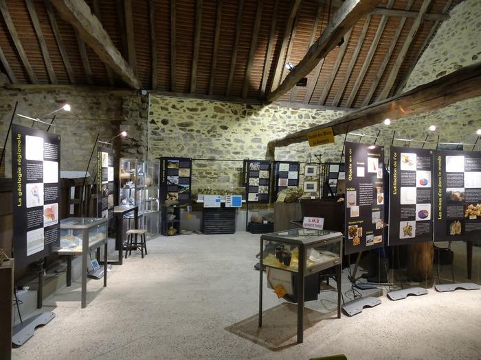 Journées du patrimoine 2018 - Visite libre de la Maison de l'Or en Limousin