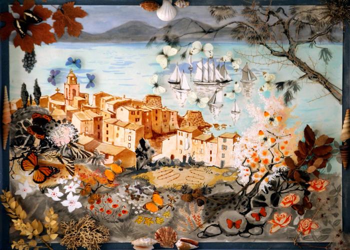 Journées du patrimoine 2018 - Visite de la Maison des Papillons - Musée Dany Lartigue