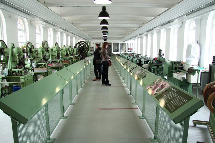 Journées du patrimoine 2018 - Visite libre de La Manufacture Bohin