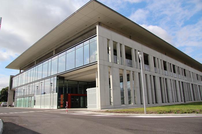 Visite de la Médiathèque départementale de la Haute-Garonne