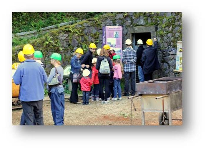 Journées du patrimoine 2018 - Visite de la mine Saint-Nicolas