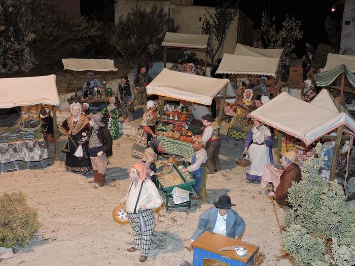 Journées du patrimoine 2018 - Visite de la Provence en miniature.
