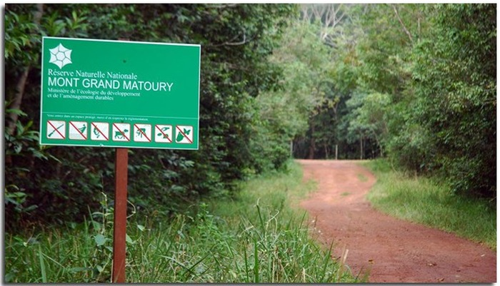 Journées du patrimoine 2018 - Visite de la réserve naturelle du Mont Grand Matoury