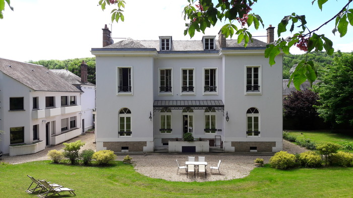 Journées du patrimoine 2018 - Visite guidée de la résidence de la sous-préfète des Andelys