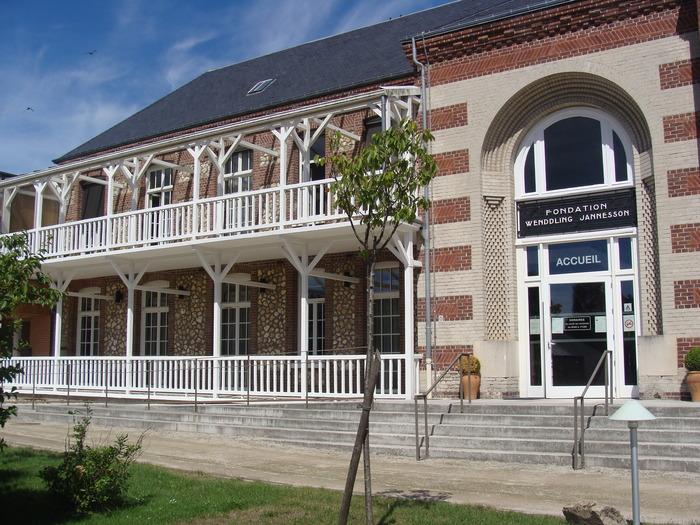 Journées du patrimoine 2018 - Visite libre de la Résidence Anne-Françoise Le Boultz