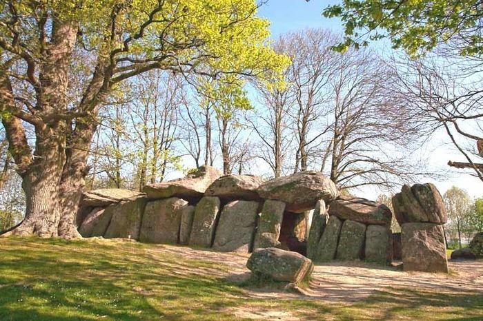 Visite du site mégalithique de la Roche aux Fées