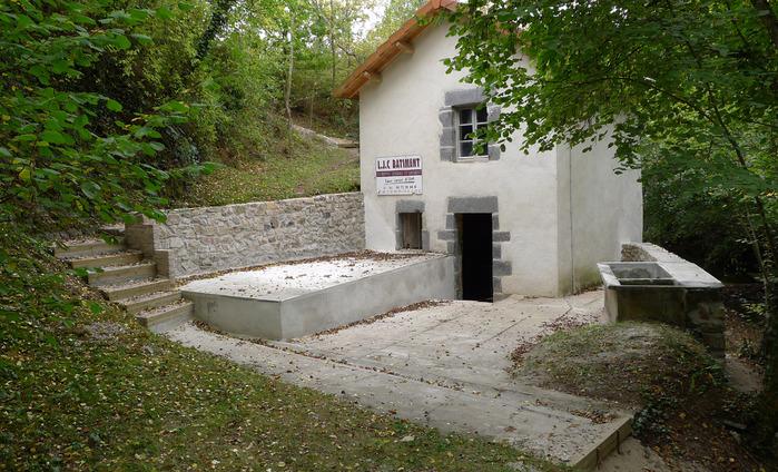 Journées du patrimoine 2018 - Visite de la source Desaix