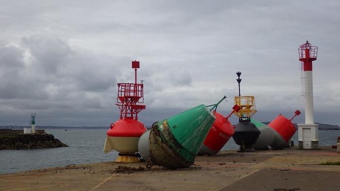 Journées du patrimoine 2018 - Visite de la subdivision des phares et balises de Brest