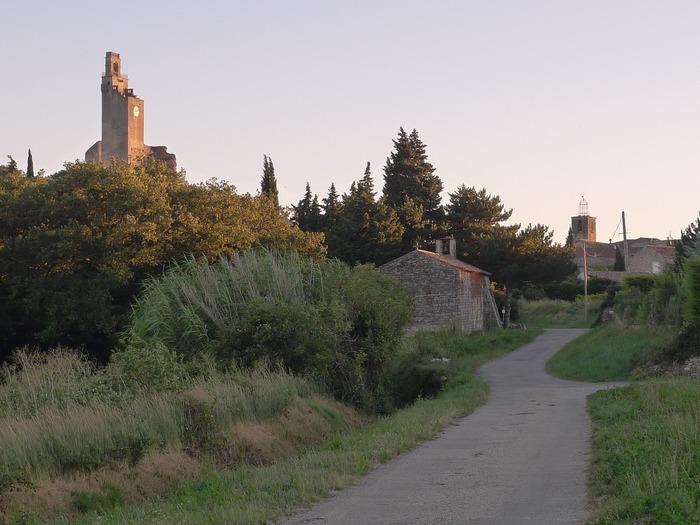 Journées du patrimoine 2018 - Visite libre de la tour de Chamaret.
