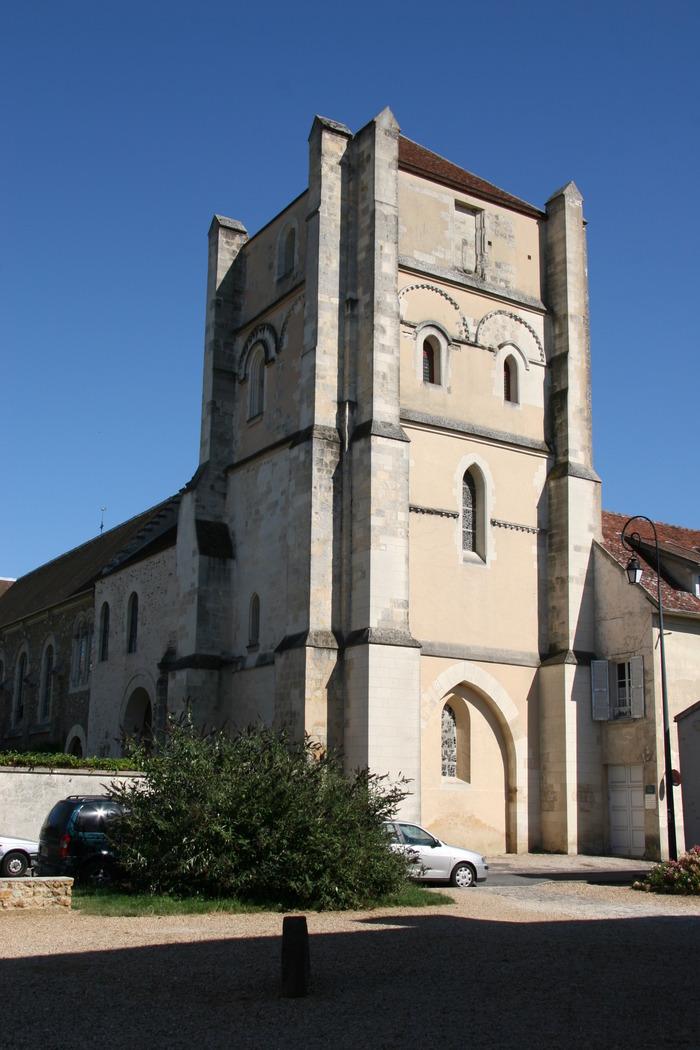 Journées du patrimoine 2018 - Visite de la Tour de l'Abbaye