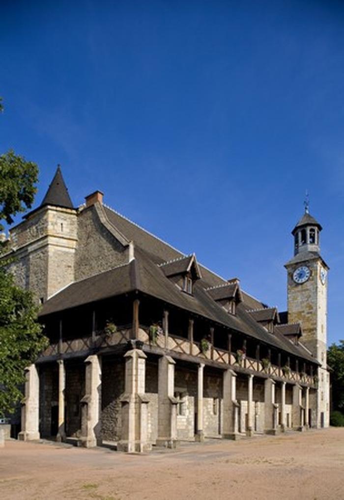 Journées du patrimoine 2018 - Visite commentée de la tour du château des ducs de Bourbon.