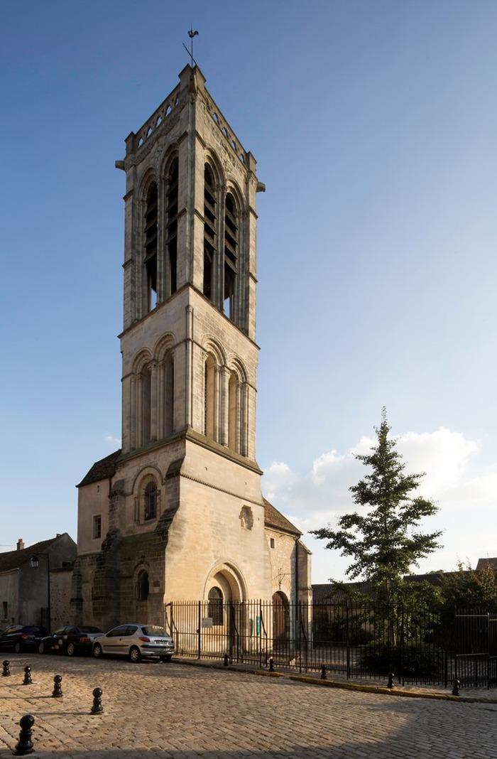 Journées du patrimoine 2018 - Visite de la Tour Saint-Rieul