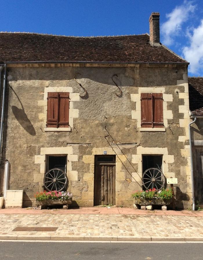Journées du patrimoine 2018 - Visite de la vieille Huilerie