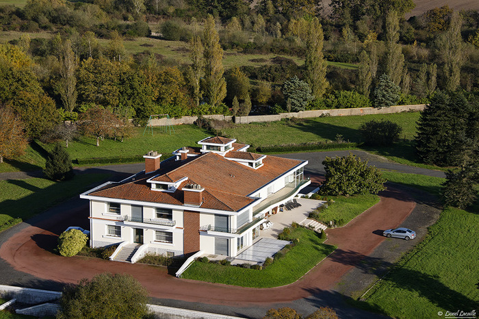 Journées du patrimoine 2018 - Visite de la Villa Ayrault, maison avant-gardiste des années 1960