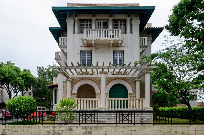 Journées du patrimoine 2018 - Visite de la villa Gischia à Dax