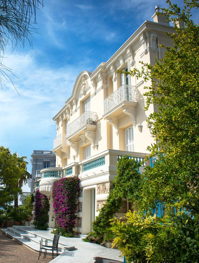 Crédits image : Office de tourisme de Cap d'Ail