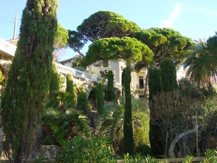 Journées du patrimoine 2018 - Visite de la Villa Santa Lucia, propriété inscrite au titre des Monuments Historiques