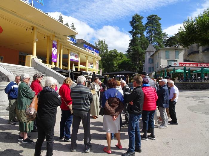Journées du patrimoine 2018 - Visite guidée de la ville d'Ax-les-Thermes