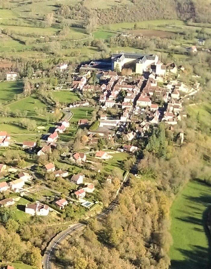Journées du patrimoine 2018 - Visite libre de Montfaucon, bastide anglaise du XIIIe siècle