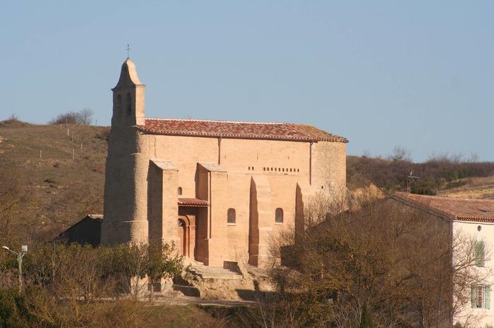 Notre Dame de Cazalrenoux - Diocèse de l'Aude - 11