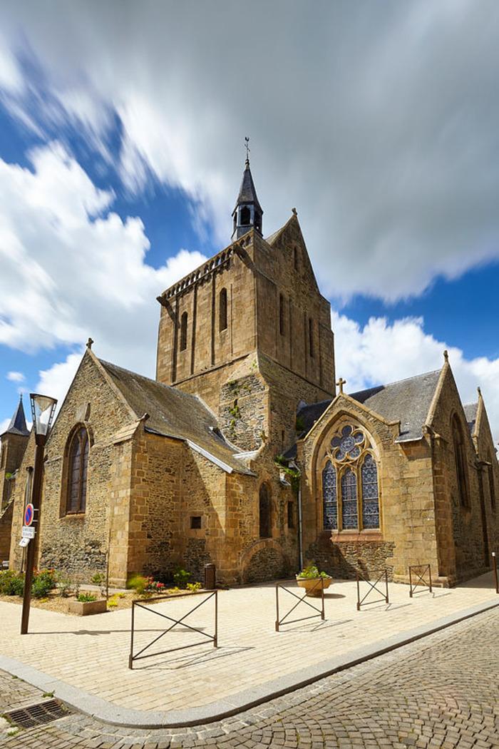 Journées du patrimoine 2018 - Visite guidée de la ville de Pontorson et de son histoire