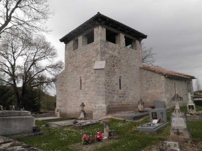 Journées du patrimoine 2018 - Visite libre de six églises du Quercy Blanc