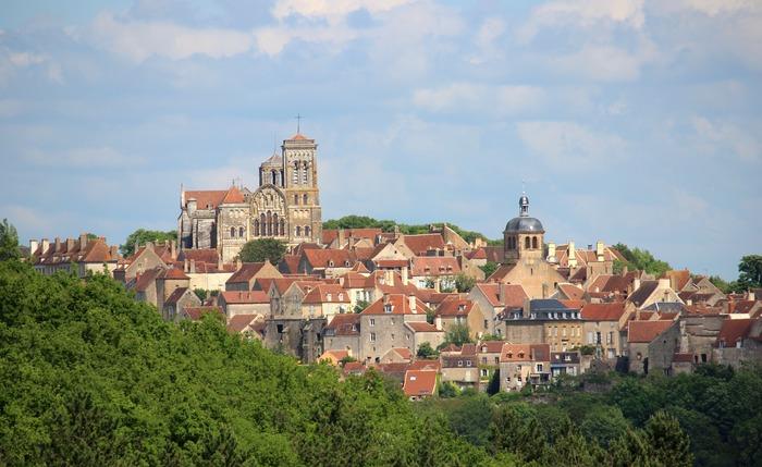 Journées du patrimoine 2018 - Visite de Vézelay avec un audio-guide
